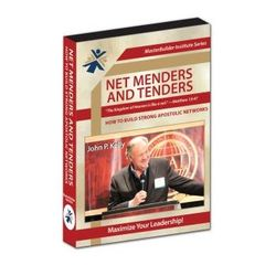 Net Menders and Tenders: How to Develope an Apostolic Network CDs