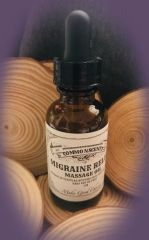 Migraine Relief Massage Oil