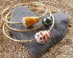 Hawaii Shell Bangles