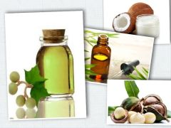 Hawaii Ultra Healing - Coconut & Kukui Nut Oil