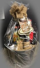 Kahlua Coffee & Essentials Gift Basket