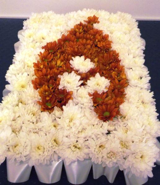 Logo funeral tribute