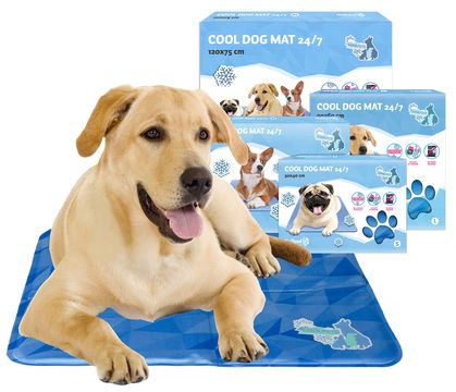 DOG COOL MAT - MEDIUM
