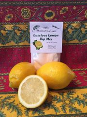 Luscious Lemon Dip Mix