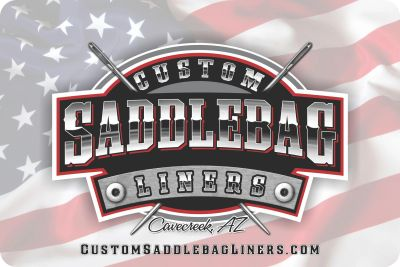Custom Saddlebag Liners