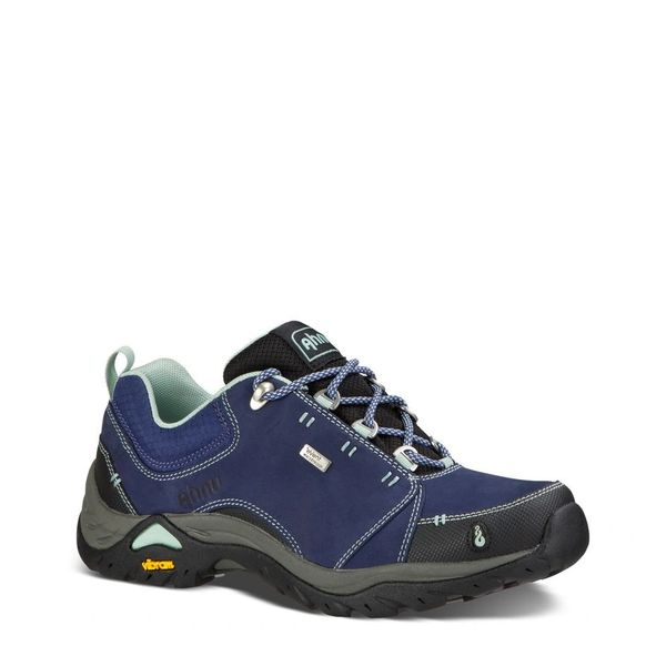 c60acd33c2f224 Ahnu Montara II Midnight Blue Waterproof Hiking