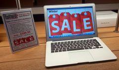 "Apple 13""3 Inch Intel i5 MacBook Air / Ultra Light Weight MacBook"