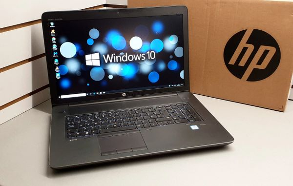 """HP ZBook 17""""-inch G3 Mobile Workstation"""