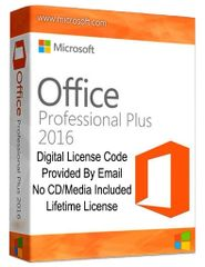 Microsoft Office 2016 Professional -Online Download