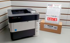 Kyocera 45 Page Per Minute FS 4100 Duplex / Network Laser Printer