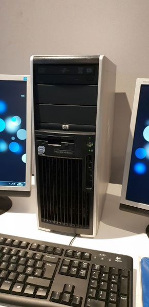 HP XW 4600 Work Stations / Business Class Professional Series PC Towers