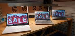 HP Pavilion 15 Laptop - AMD A9 CPU - Colour Choices