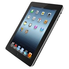 Apple iPad 4th Gen Retina Display - 16GB Model