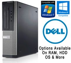 Dell Optiplex 390 SFF PC Only