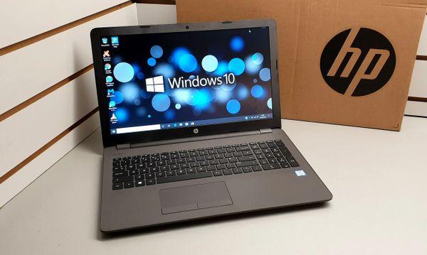 "HP 250 G6 15""6 Core i5 7200u Laptop"