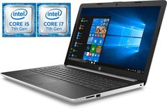 HP Pavilion 15 Laptop - Intel Core i5 / i7 CPU - Silver