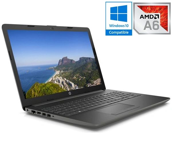 HP Pavilion 15 A6 Laptop In Grey