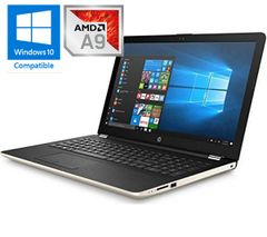 HP Pavilion 15 Laptop In Gold