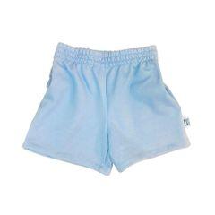 Harper Shorts in Baby Blue