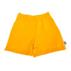 Harper Shorts in Yellow
