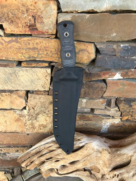 busse combat knives team gemini special edition a2 custom kydex
