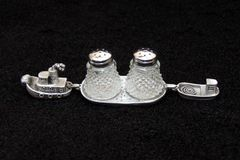 Tugboat Salt & Pepper Set