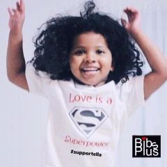 -Children Tee 1 - Love is a Superpower