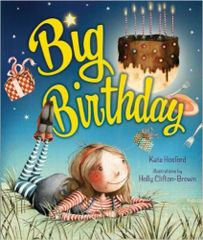 Big Birthday Hardcover