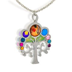 Seeka - Tree of Life Necklace