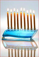 Bendini - Shalom Menorah