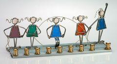 Fullenbaum - Jump Rope Menorah