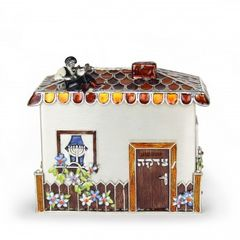 Quest - Fiddler on the Roof Tzedakah Box