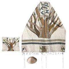Emanuel - Tree of Life Tallit
