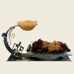 Rosenthal -Hanukkah Combo Dish