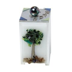 Baskin - Tree of Life Tzedakah Box