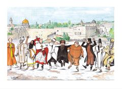 Holt - Jerusalem City of Peace