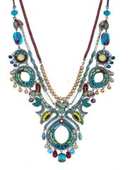 Ayala Bar - Turquoise Crown Limited Edition Necklace