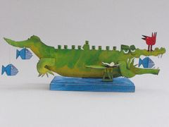 Acme - Crocodile Menorah