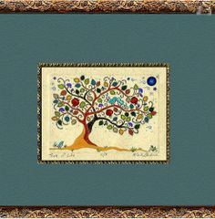 Gudeon - Tree of Life (horizontal)