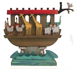 Acme - Noah's Ark Menorah