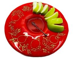 Rosemberg - Apple and Honey Plate Set