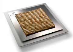 Cowan - Square Steel Matzah Tray