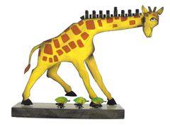 Acme - Giraffe Menorah