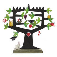 Acme - Tree of Life Menorah