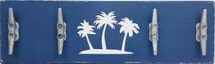 8x24 Palm Trees