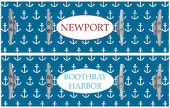 8x24 Anchor Pattern