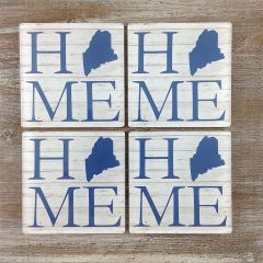 Customizable Home Coasters - Choose your location