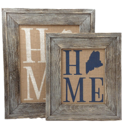 Stacked Home - Burlap Collection