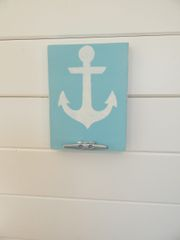 9 x 12 Anchor w/ Boat Cleat