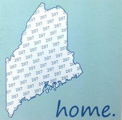 Maine - 207